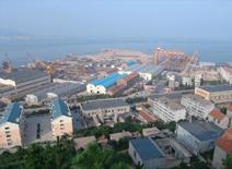 黄海造船厂