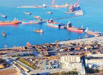 蓬莱渤海造船厂