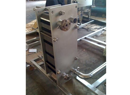 食品级板式换热器5