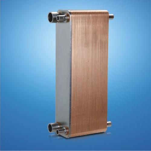 钎焊换热器6