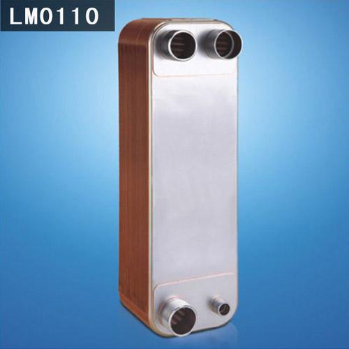 钎焊换热器3
