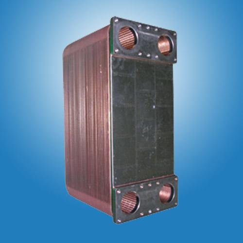 钎焊换热器2