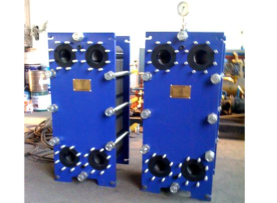 板式冷却器(船用)5