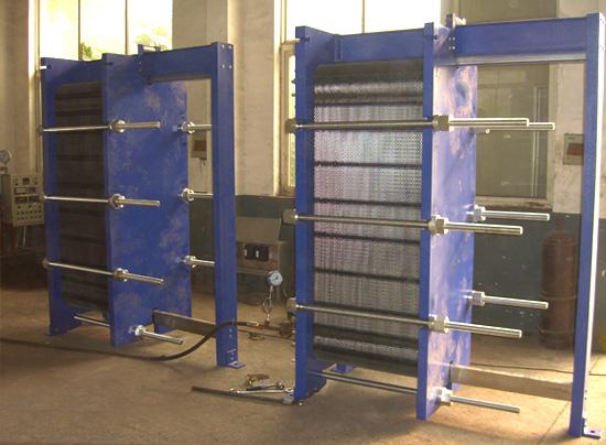 烟台列管式换热器运行原理