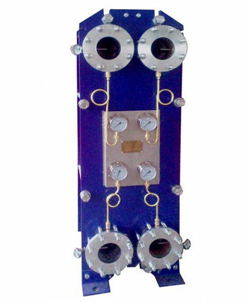 板式冷却器(船用)2