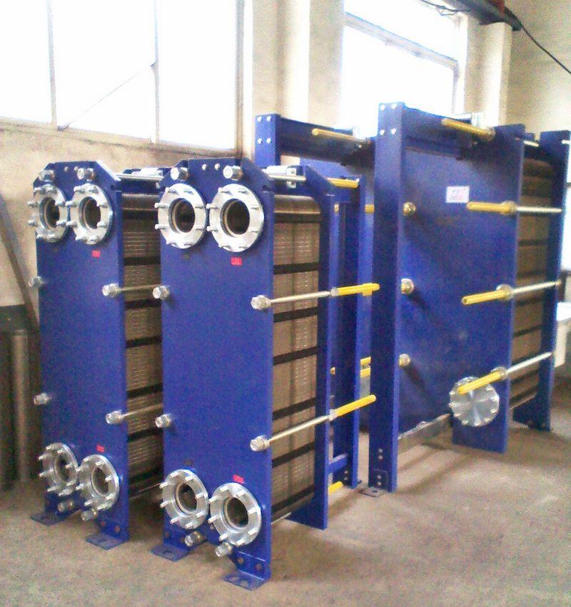 板式冷却器(船用)1