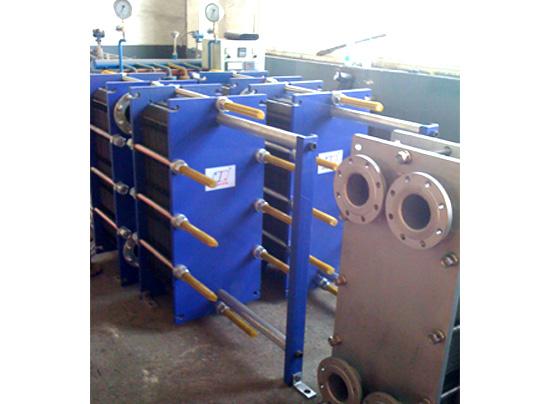 管壳式换热器怎么配管