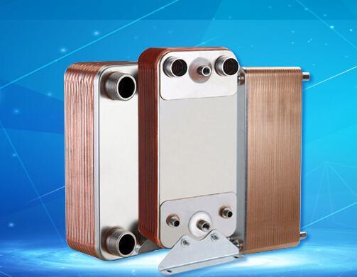 暖通行业中的板式换热器